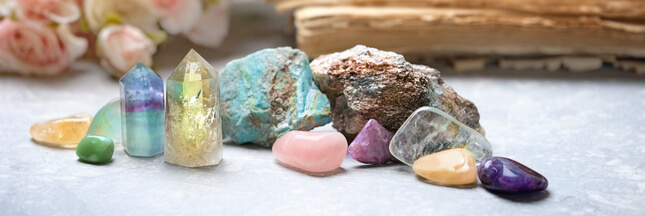Lithothérapie, pierres et cristaux: l'envers de la médaille