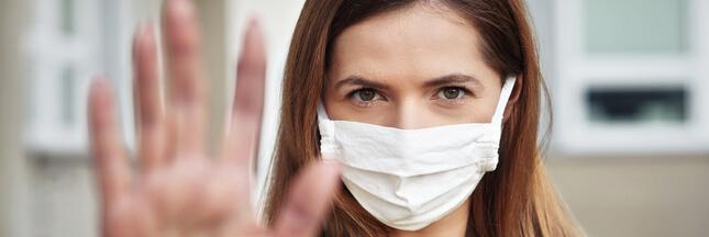 Coronavirus: quel masque utiliser et où le trouver?