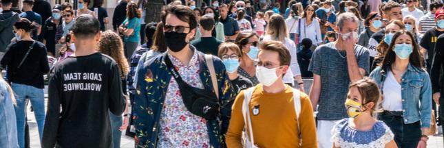 Sondage – Êtes-vous pour le port du masque obligatoire dans tout l'espace public?