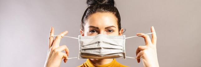 Masque de protection: comment le porter et bien s'en servir au quotidien?