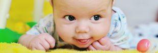 Remèdes naturels pour soigner le muguet du bébé