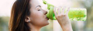L'eau de Sassy, la boisson ventre plat de l'été