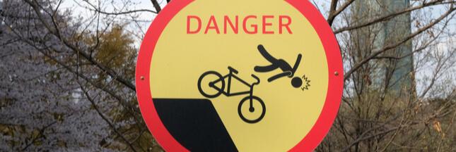 Faire du vélo: 5 erreurs à ne pas commettre