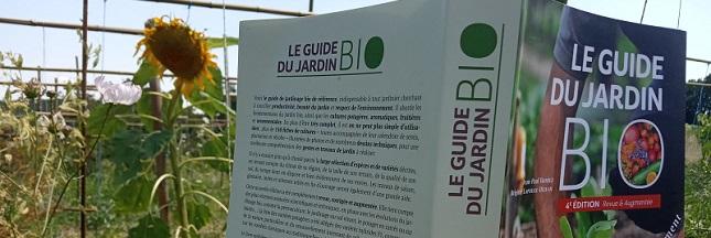 Sélection livre – Le guide du jardin bio: LE livre indispensable pour votre potager