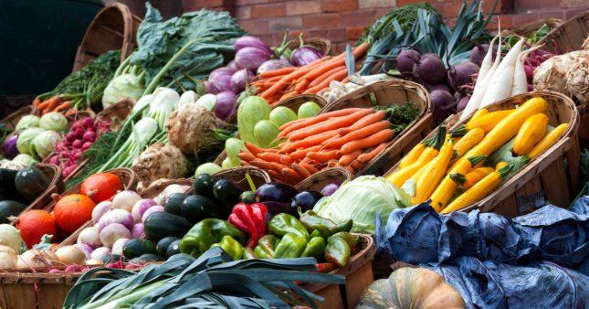 Le panier de légumes de saison de juillet: comment les cuisiner?
