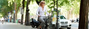 Au boulot à vélo : 50 fois moins d'énergie !