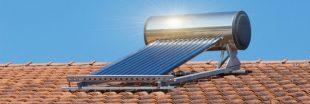 Quelle énergie peut produire un chauffe-eau solaire ? Plongée au coeur d'une année d'eau chaude solaire...