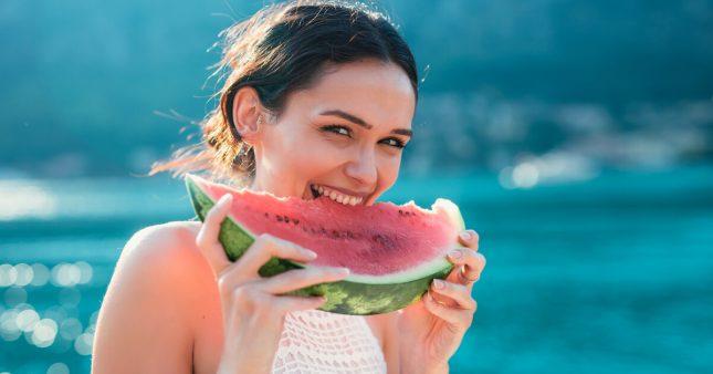 Que manger pour une meilleure hydratation en été
