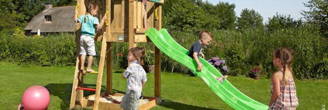 Toboggans pour enfants: ludiques et pédagogiques