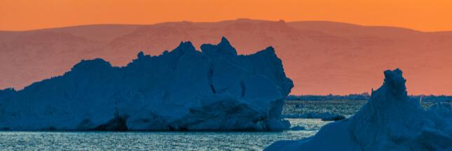 Au Groenland, la fonte des glaciers a atteint un point de non-retour