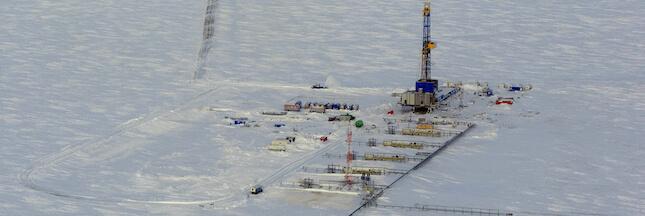 Carton rouge: en Alaska on va recongeler le permafrost pour continuer à exploiter le pétrole
