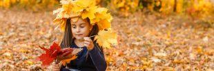4 idées d'activités manuelles avec les feuilles d'automne