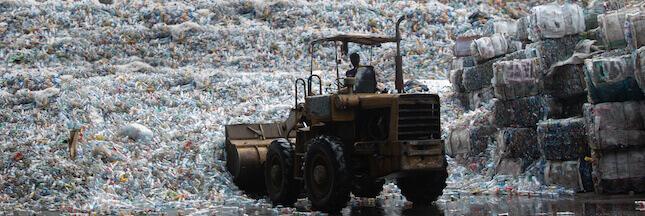 Le trafic international de déchets plastiques, une tendance en forte hausse