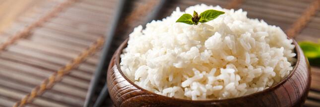 Cuisine pratique: comment bien cuire du riz