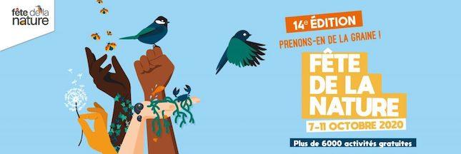Fête de la Nature 2020: 5 jours pour passer à la Nature toute l'année