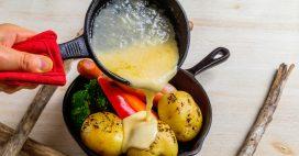 Comfort food d'automne et d'hiver: trois recettes à la raclette