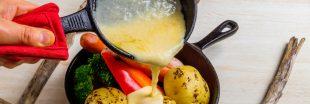 Comfort food d'automne et d'hiver : trois recettes à la raclette