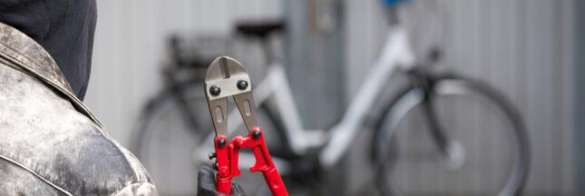 Vélo volé, selle disparue… Comment l'éviter?