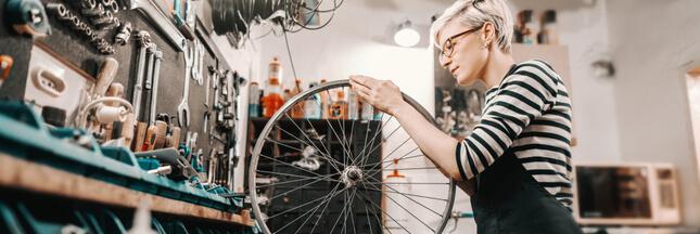 L'immense succès des réparations Coup de Pouce vélo