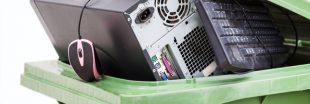 On jette presque notre poids en déchets électroniques tous les ans !