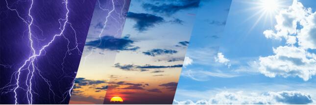 Géo-ingénierie: la Chine va-t-elle contrôler la météo?