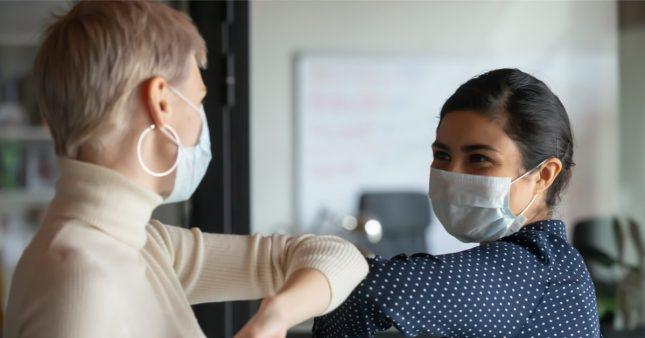 Coronavirus: comment l'attrape-t-on réellement ?