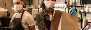 Livraison et vente à emporter : les déchets s'accumulent