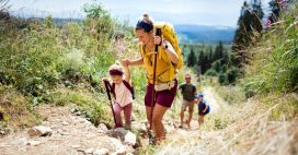 Comment motiver les enfants à partir en grande balade?