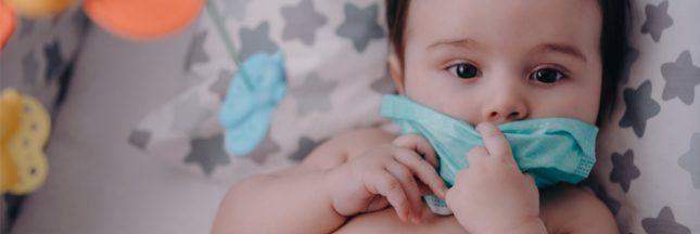 bébés pandémie système immunitaire