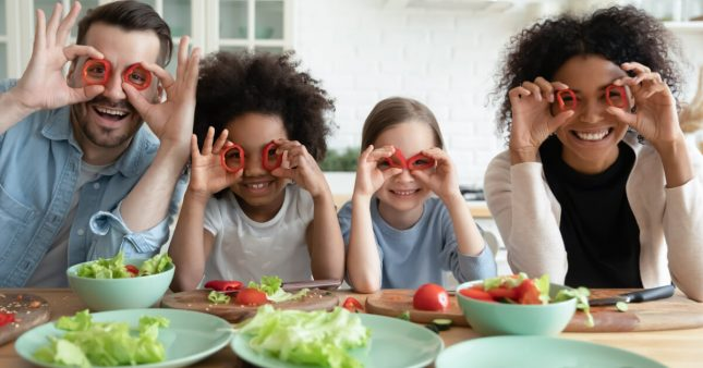 L'alimentation plus saine des végétariens les rend plus résistants