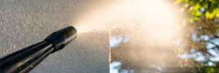 Entretenir ses murs - Comment nettoyer le crépi  ?