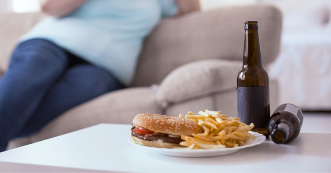 L'alcool et l'obésité, le fléau de la santé des Français en 2030