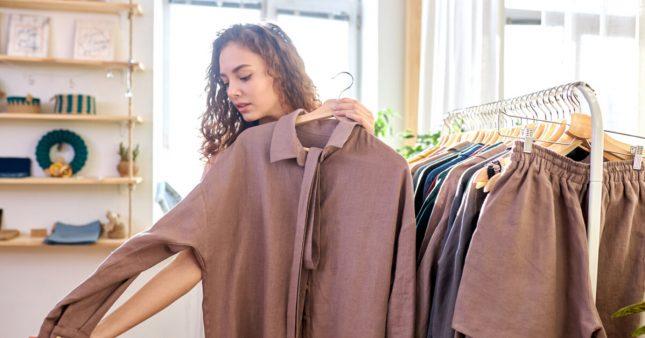 Mode responsable: adoptez la tendance des vêtements consignés