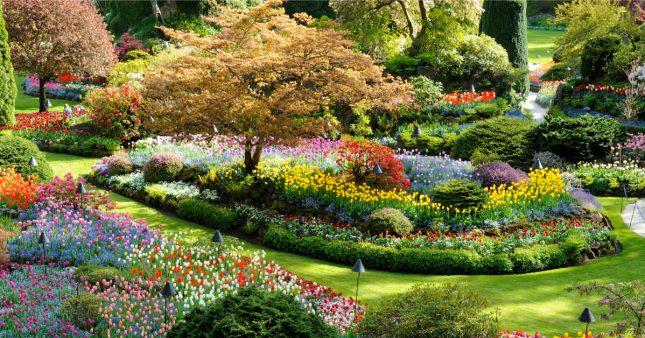 Fabuleux – 6 jardins parmi les plus beaux du monde!