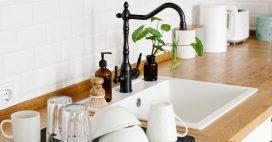 Laver la vaisselle à la main, ça ne s'improvise pas