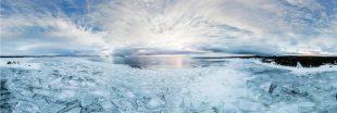 Des 'produits chimiques éternels' concentrés dans les glaces de l'océan Arctique