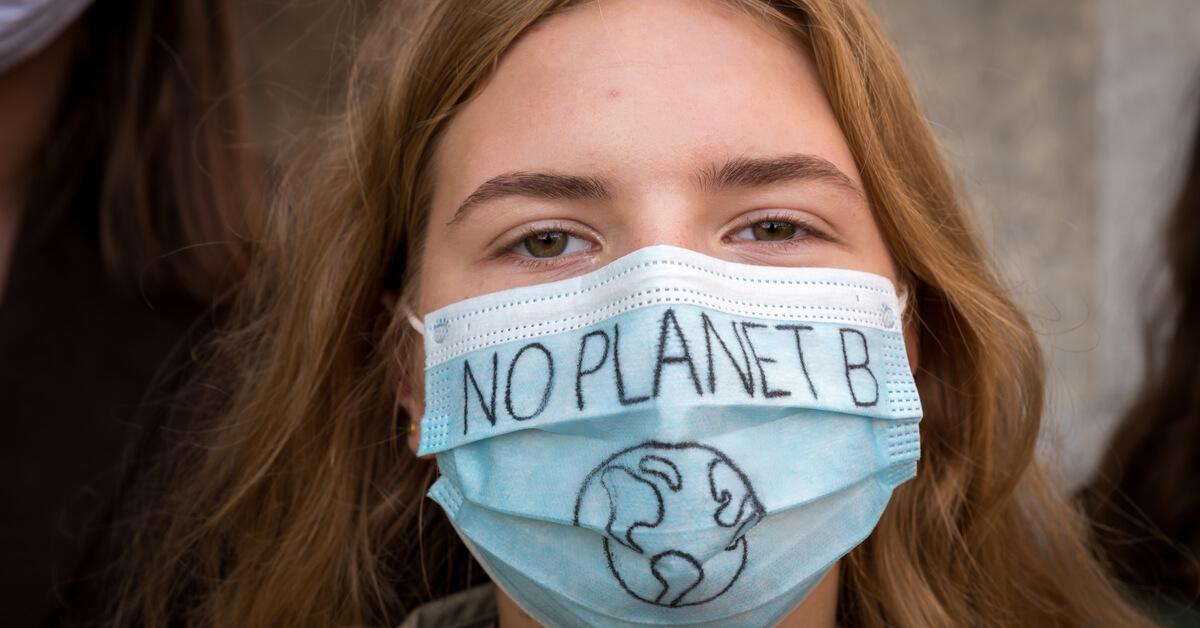 Dérèglement climatique : les jeunes sont terrifiés selon une étude