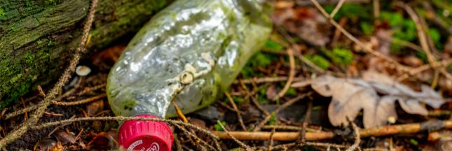 déchets Coca-Cola