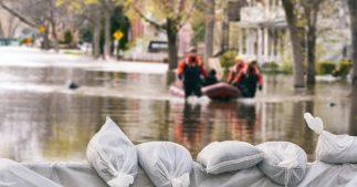 inondations montée des eaux