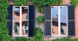 Les volets battants solaires: esthétiques et écologiques!