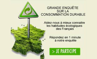 sondage developpement durable