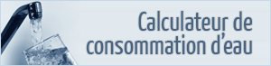 Calculateur de consommation d'eau