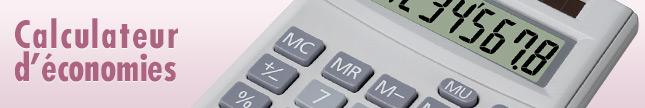 calculateur economie