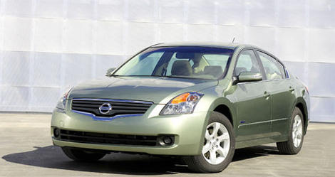 Nissan Altima hybride