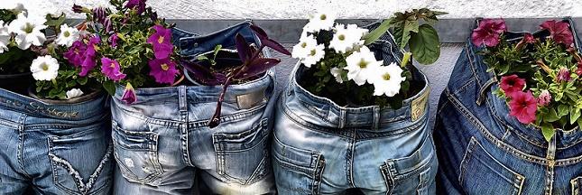 La vie écologique d'un jean