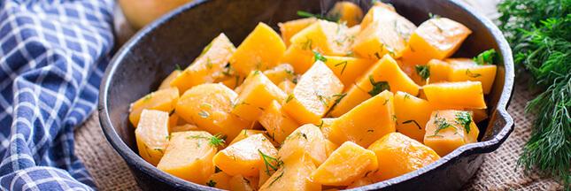 Navets à l'orientale et poireaux, une recette épicée