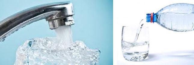 Santé : l'eau, naturelle et essentielle !