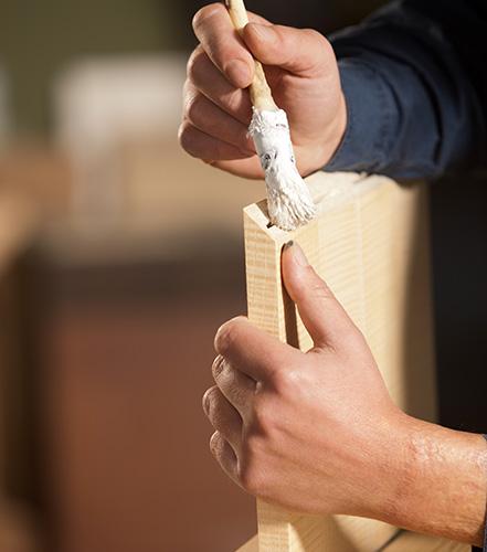 fabriquer de la colle maison astuce de grand-mère farine