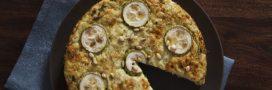 La quiche courgette-pesto, une recette facile pour l'été