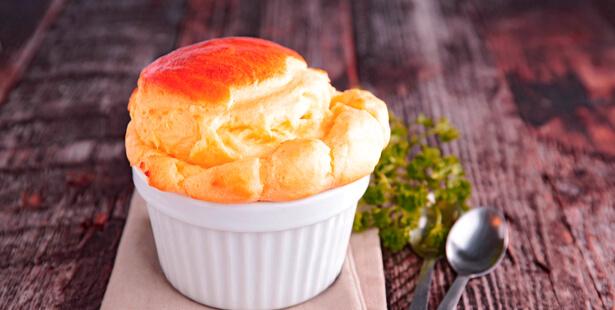 recette soufflé carotte